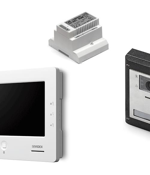 Videx – Soluzioni  videocitofoniche