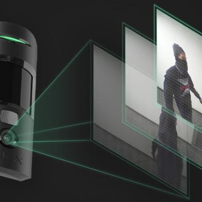 MotionCam – il rilevatore di movimento con fotocamera