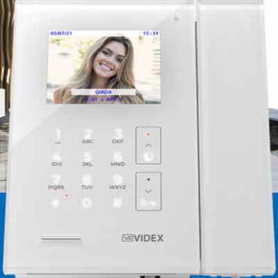 Centralino telefonico Videx,  semplicità di utilizzo